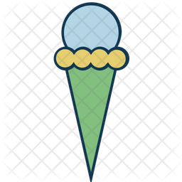 Frozen Dessert Icon
