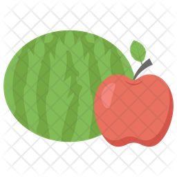 Fruit Icon Of Flat Style Available In Svg Png Eps Ai Icon Fonts