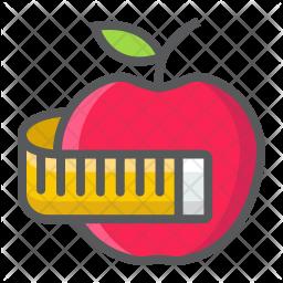 Fruit diet Icon