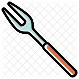 Fruit fork Icon