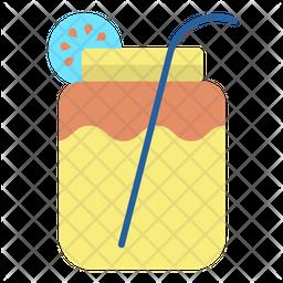 Fruit Juice Icon