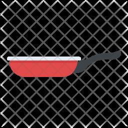 Frying Pan Icon