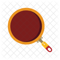 Frying Pan Icon