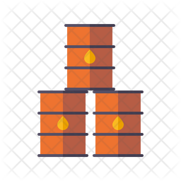 Fuel Barrel Icon