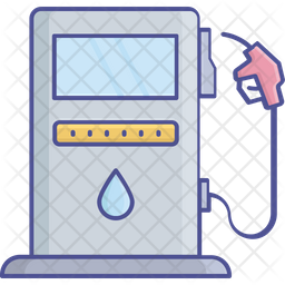 Fuels Station Icon