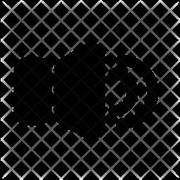 Full Volume Glyph Icon