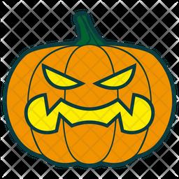 Fury Pumpkin Icon