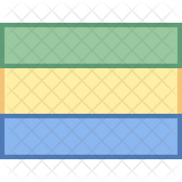Gabon Flag Icon