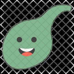 Gallbladder Emoji Icon