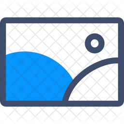 Gallery Icon Of Colored Outline Style Available In Svg Png Eps Ai Icon Fonts