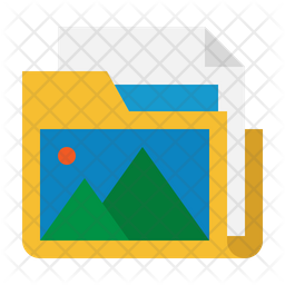 Gallery Icon Of Flat Style Available In Svg Png Eps Ai Icon Fonts