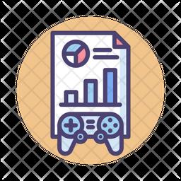 Game Analysis Icon