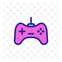 Game Controller Icon Of Colored Outline Style Available In Svg Png Eps Ai Icon Fonts