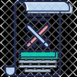 Game Scenario Icon