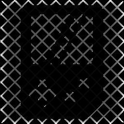 Gameboy Glyph Icon
