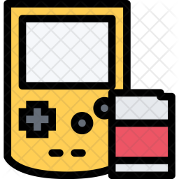 Gameboy, Games, Video, Casino, Gamer Icon
