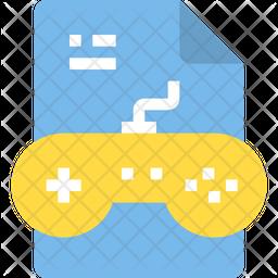 Gaming File Icon
