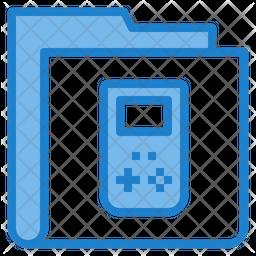 Gaming Files Icon