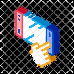 Gaming Phone Icon