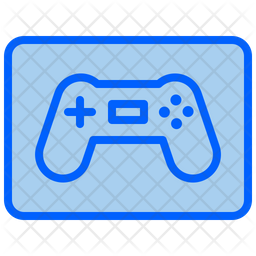 Gaming Tablet Icon