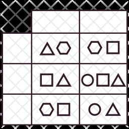 Gap Icon