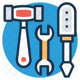 Garage Tools Icon
