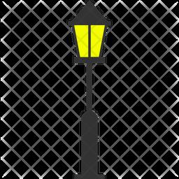 Garden Lamp Icon