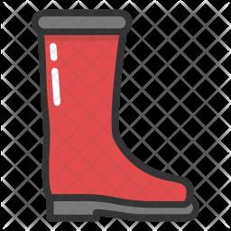 Gardener Boot Icon