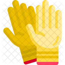 Gardening Gloves Icon