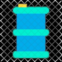 Gas Flat Icon