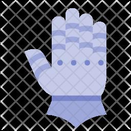 Gauntlet glove Icon