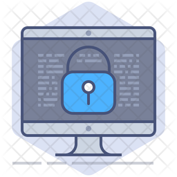 Gdpr Document Colored Outline Icon