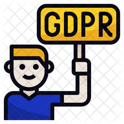 GDPR  Impact Icon