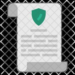Gdpr Policy Icon