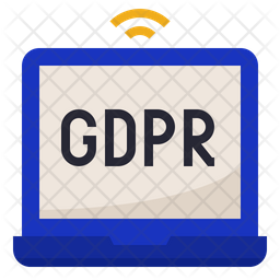GDPR  Privacy Regulations Icon