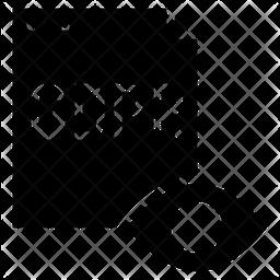 GDPR Transparency Icon