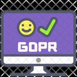 Gdpr web Icon