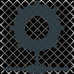 Gearwheel Icon
