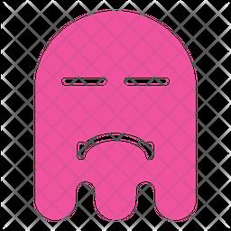 Geez Flat  Emoji Icon