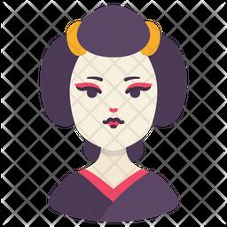 Geisha Icon