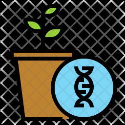 Genetics Engineering Icon