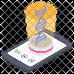 Genome Structure Icon
