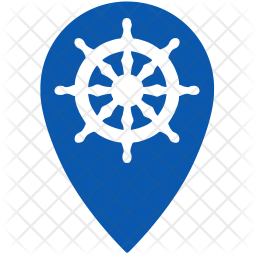 Geo, Location, Gps, Sea, Boat, Ship Icon png