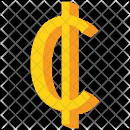Ghana Flat Icon