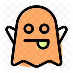 Ghost Emoji Icon