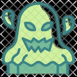 Ghost Dualtone Icon
