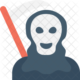 Ghost Flat Icon