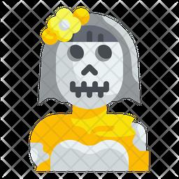 Ghost Bride Icon