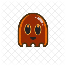 Ghost, Halloween, Cute, Friendlyghost Icon png