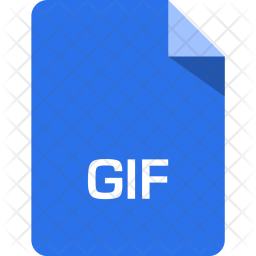 Gif Icon of Flat style - Available in SVG, PNG, EPS, AI & Icon fonts